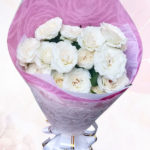 Rossy White Bouquet